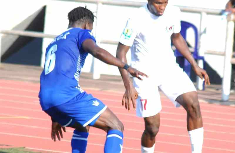 TotalCAFCC: Rangers Olawoyin confident of ending bad run