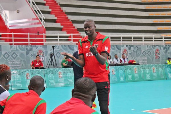 V/Ball: Make use of  acquired knowledge – Paul Bitok