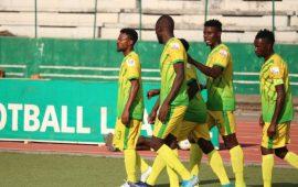 NPFL: Dakkada FC beat Enyimba; Plateau soar
