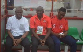 TotalCAFCC: Rangers coach Salisu confident of good result