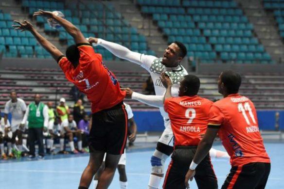 Handball Nations Cup: Nigeria bows to Angola