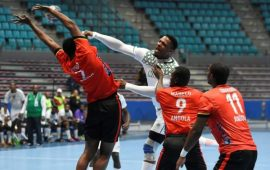 Handball Nations Cup: Nigeria bows to Angola