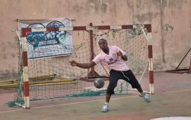Handball: Obinna Okwor thrilled by national team call up