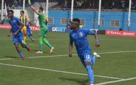 TotalCAFCC: Dimgba hattrick propel Enyimba to Paradou win