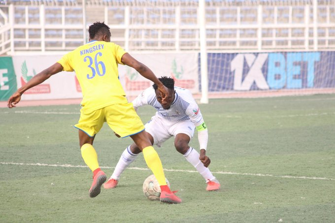 NPFL: Three-horse race lights up Match Day 17
