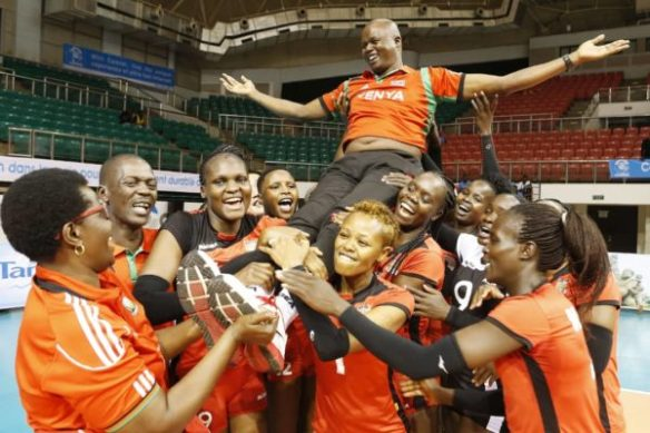 Volleyball: Kenya qualify for Tokyo 2020 Olympics