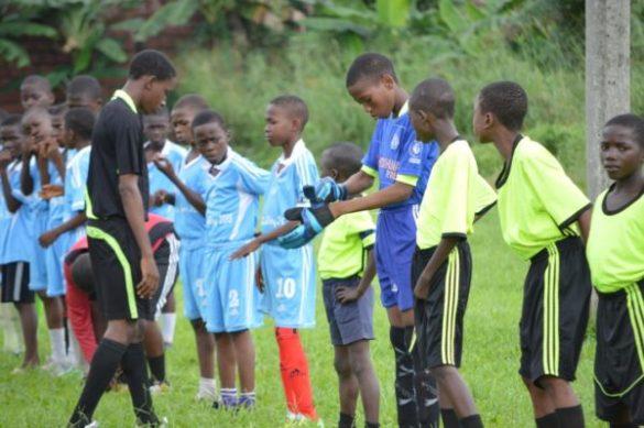 Grassroots: Radio Nigeria Kids Football Challenge kicks off