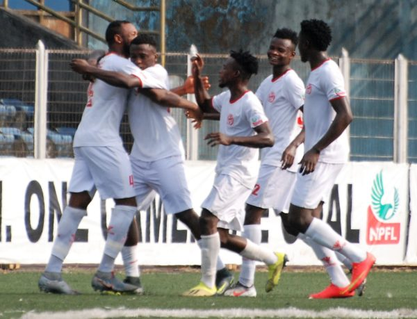 TotalCAFCC: Rangers shock Pyramids; Enyimba held