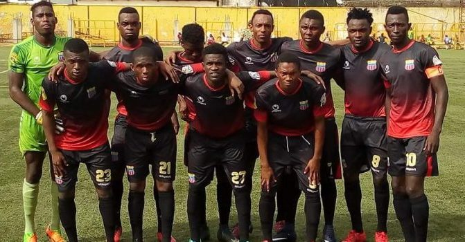Guinean club Wakriya loses two players in ghastly accident