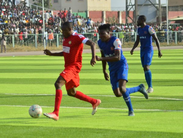 NPFL: Lobi top as Sunshine spoil Wikki's home return