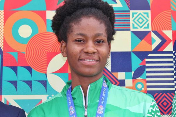 Elizabeth Anyanacho qualifies for Tokyo Olympics