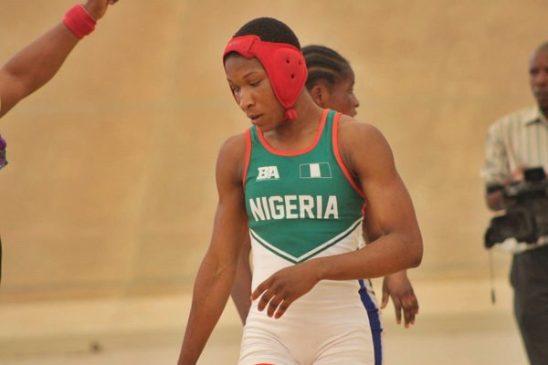 Esther Kolawole: NYG champion to Africa Wrestling Champion