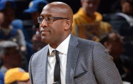 Golden State Warriors' Mike Brown takes over D'Tigers