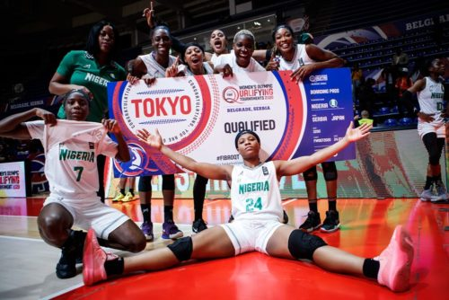 Nigeria D'Tigress rise in latest FIBA ranking