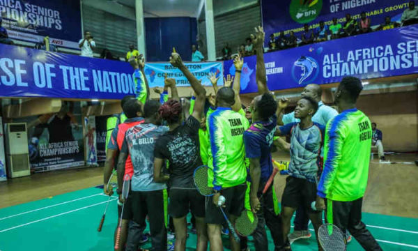 Badminton: Nigeria miss doubles event at African Championship