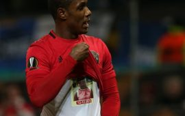 UEL: Ighalo scores historic goal for 5-star Man United