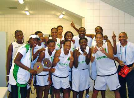 Goovy Iyorhe to D'Tigress: Go have fun while winning in Tokyo