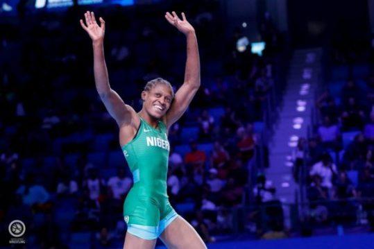 World no 1 is Odunayo Adekuoroye, wins 5th African Title
