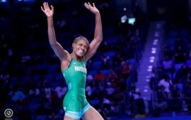 World no 1 is Odunayo Adekuoroye, wins 5th African Title
