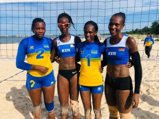 B/Volleyball: Three countries pull out of Olympics qualifiers