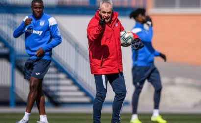 How Leganes are keeping Omeruo, Awaziem in shape