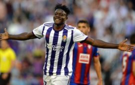 Mohammed Salisu: The Ghanaian defender turning heads in LaLiga