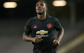 UEL: Ighalo scores stunning goal as Man United rout LASK