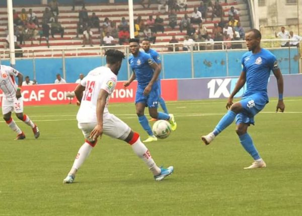 TotalCAFCC: Enyimba held by Horoya in Aba