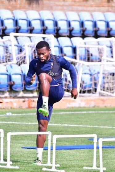 Okechukwu Azubuike to spend two weeks on the sidelines