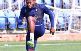 Okechukwu Azubuike to spend two weeks on the sidelines
