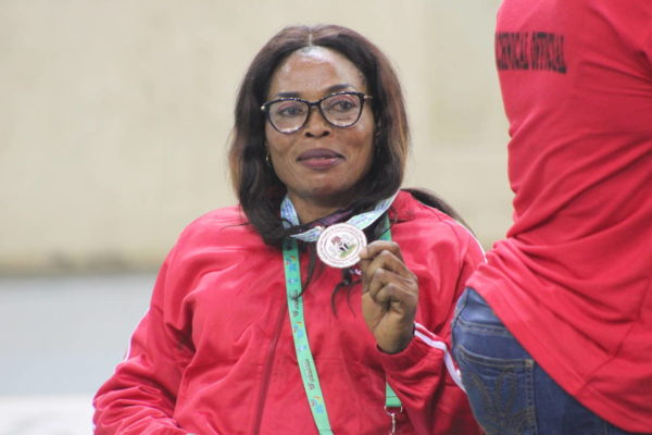 Para Powerlifting: Esther Oyema hit with four-year doping ban