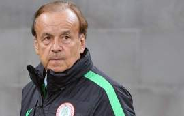 NFF: Gernot Rohr's new contract ready in seven days