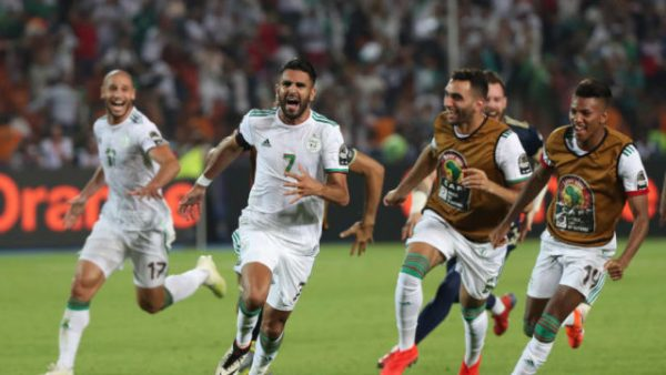 Mahrez: AFCON should be organised every four years