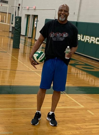 Tony Ngwube: Ex Internationals ready to invest in Volleyball