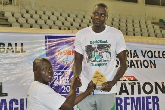 Geoffrey Isaac: The Nigeria league is improving