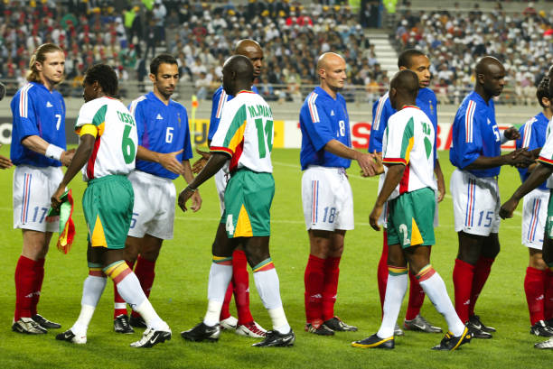 Manu Petit: Black magic helped Senegal stun France in 2002
