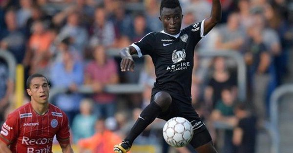 Senegalese youngster Souleymane Aw on Barca radar
