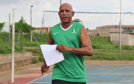 Tony Oghuma: A Reverend introduced me to volleyball
