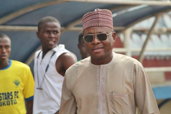 Ibrahim Gusau Remains AFN President Says Sports Ministry