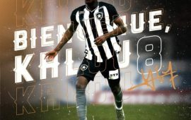 Former Chelsea winger Salomon Kalou joins Botafogo