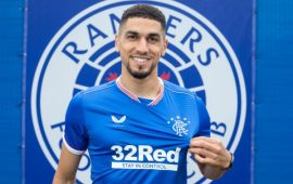Super Eagles: Leon Balogun seals 1-year Rangers move