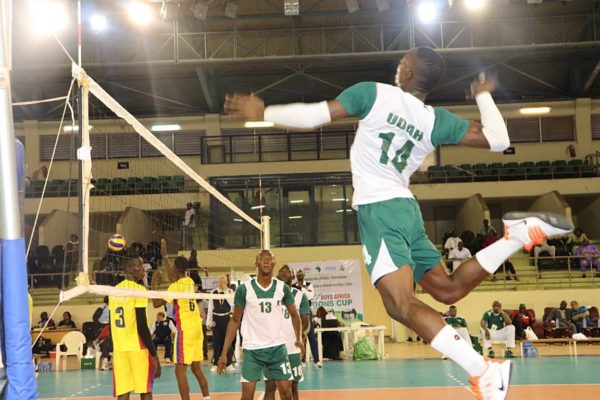 Tony Ngwube Volleyball Championships set for Sept