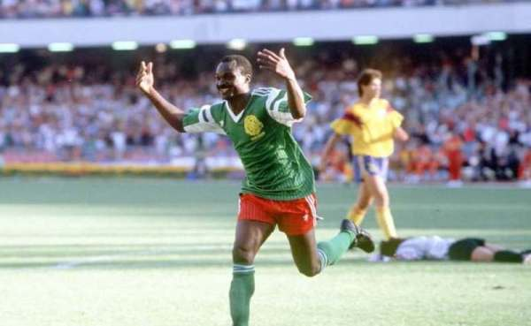 Cameroon: Roger Milla & Co get 1990 WC gift houses