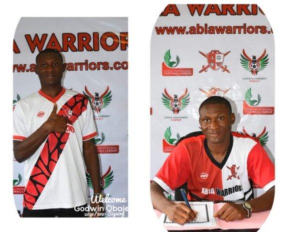 NPFL: Abia Warriors drop five players, sign eight
