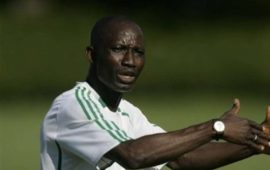 11 years after, Ladan Bosso returns as Flying Eagles coach