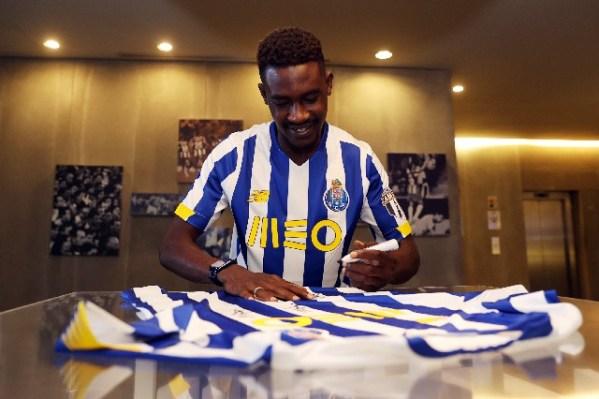 Transfer: Zaidu Sanusi ready to give everything at Porto