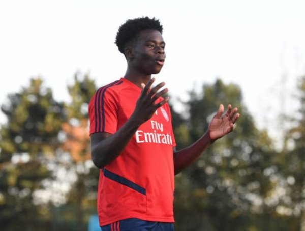 Independence Day: Bukayo Saka called to England national team