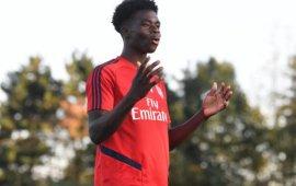 Independence Day: Bukayo Saka called to England national team