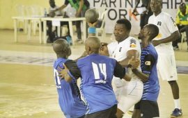 Michael Akande helps Safety Shooters remain unbeaten