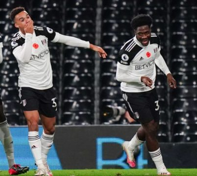 Ola Aina wonder goal secures first win for Fulham